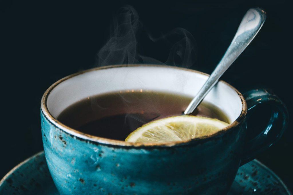 origins of black tea
